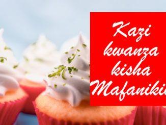 Kazi kwanza kisha Mafanikio